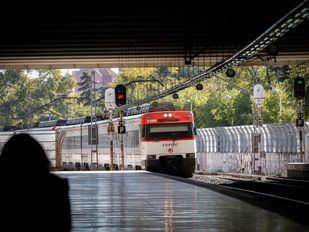 Los trenes ya circulan con normalidad entre Fuenlabrada y Leganés tras una incidencia por arrollamiento