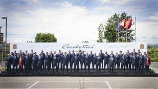 Los convocados para el Mundial de Rusia, vestidos de Emidio Tucci
