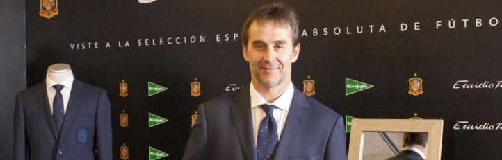 Julen Lopetegui, nuevo entrenador del Real Madrid