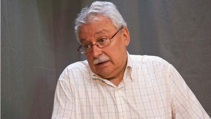Joaquín Leguina, primer presidente de la Comunidad de Madrid.