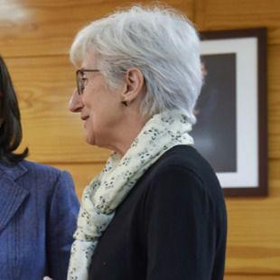 María José Segarra, nueva fiscal General del Estado