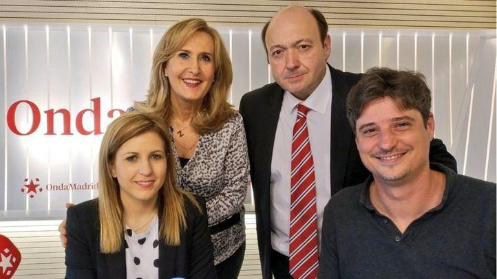 Ana Pérez Baos y Miguel Ongil, en Com.Permiso.