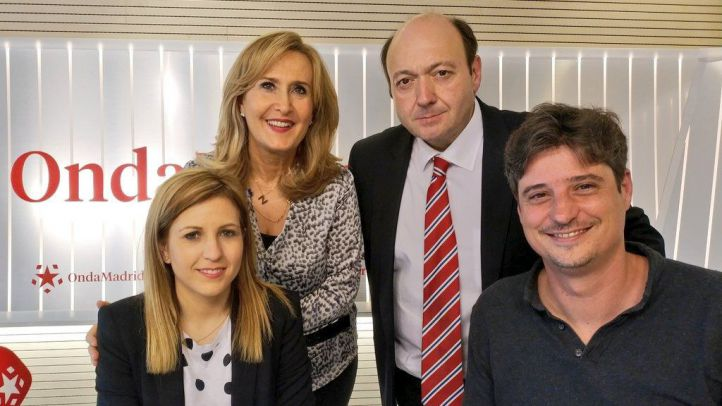 Pérez Baos y Ongil debaten sobre la crisis del Aquarius