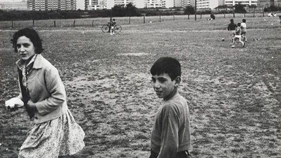 Gonzalo Juanes. Gijón en mayo. 1960.