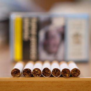 Intervención de tabaco ilegal que se vendía a menores