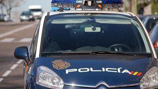 Coche de Policía Nacional en una foto de archivo.