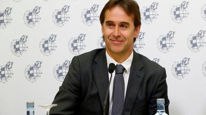 Julen Lopetegui, cesado como seleccionador nacional a dos días del debut de La Roja en Rusia