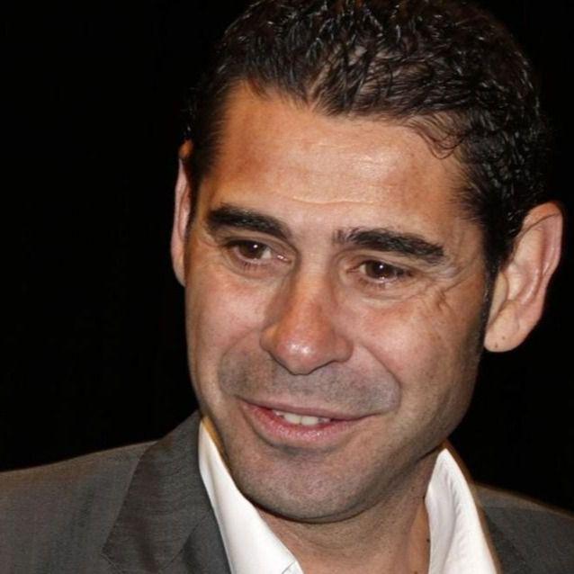 Fernando Hierro, nuevo seleccionador