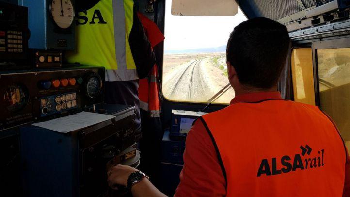 El Centro de Formación Ferroviaria de ALSA impartirá su primer curso para maquinistas