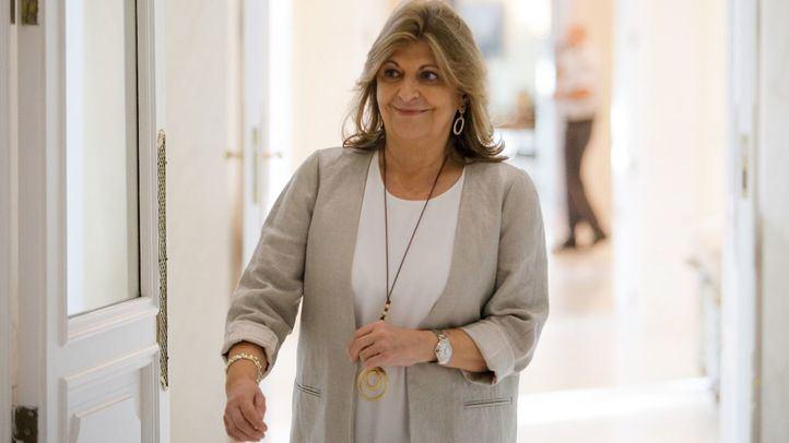 Engracia Hidalgo, consejera de Economía y Empleo, en una imagen de archivo.