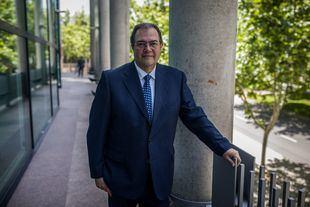 Entrevista al diputado regional del Partido Popular y portavoz en la comisión del amianto, José Luis Fernández-Quejo del Pozo.