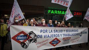 La comisión sobre el amianto en Metro retoma las sesiones en la Asamblea