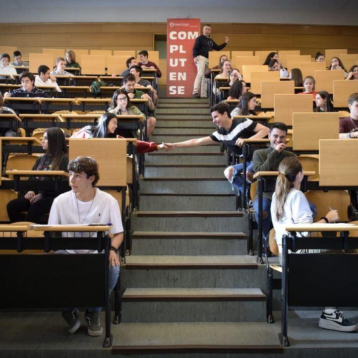 Más del 93 % de los alumnos madrileños aprueban la EvAU