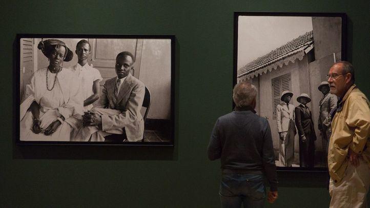 Una exposición sobre Senegal en el Círculo de Bellas Artes