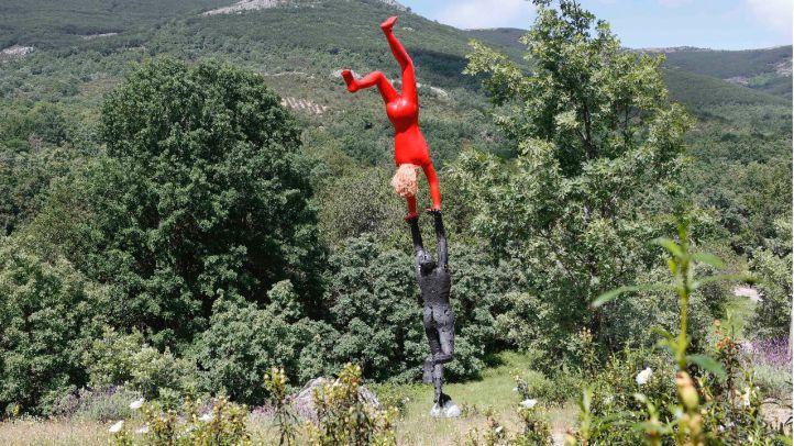 El arte a través de la naturaleza en 'El Valle de los Sueños'