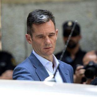 Urdangarin ingresa en una cárcel de mujeres en Ávila