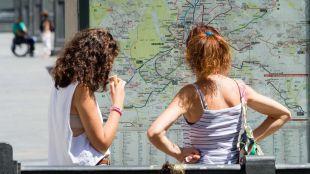 Señales universales para que turistas y residentes no se pierdan
