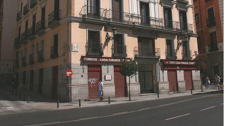 La histórica Casa Ciriaco cerrará a finales de mes