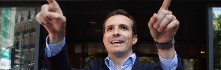 Pablo Casado aspirará a la sucesión de Rajoy...
