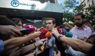 Pablo Casado aspirará a la sucesión de Rajoy