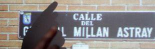 Espaldarazo judicial al Ayuntamiento: Millán Astray, sin calle