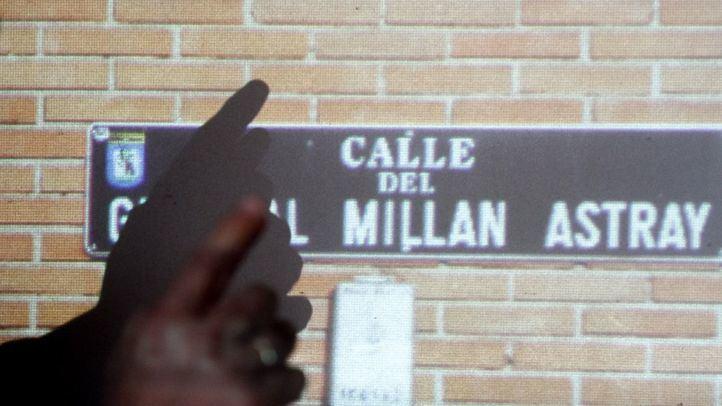Aprobado el cambio de nombre de las calles Millán Astray, General Yagüe y General García Escámez.