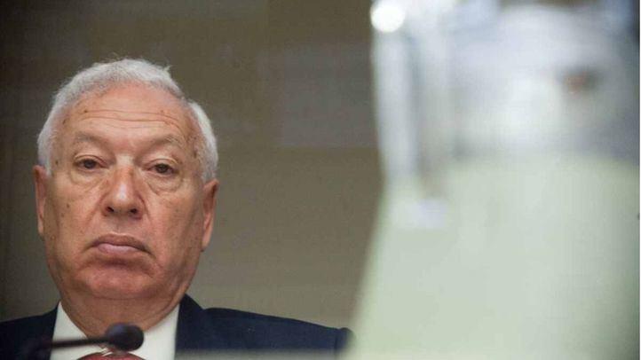 Jose Manuel García Margallo en una foto de archivo