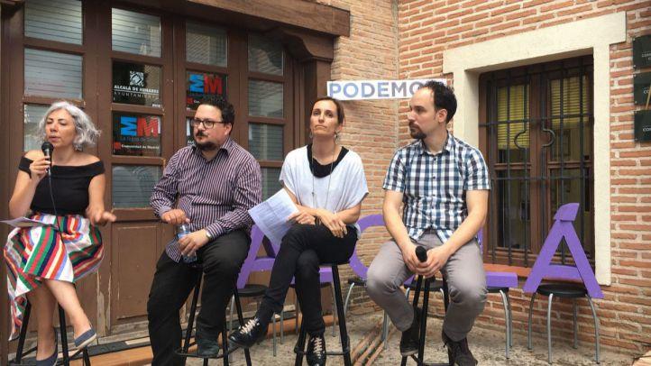 La dirección apea al candidato alternativo de Alcalá