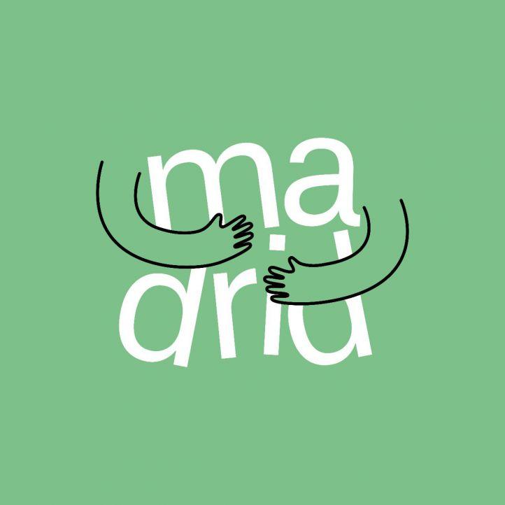 Nuevo logo que sustituye a ¡MADRID!.