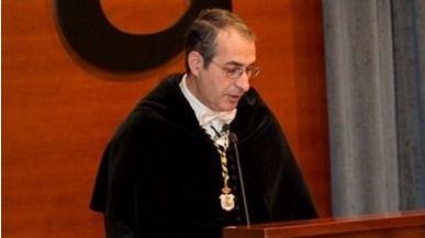 Fernando Suárez Bilbao, exrector de la Universidad Rey Juan Carlos.