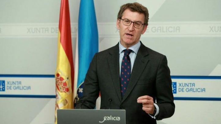 Feijóo renuncia a presentarse y se queda en Galicia