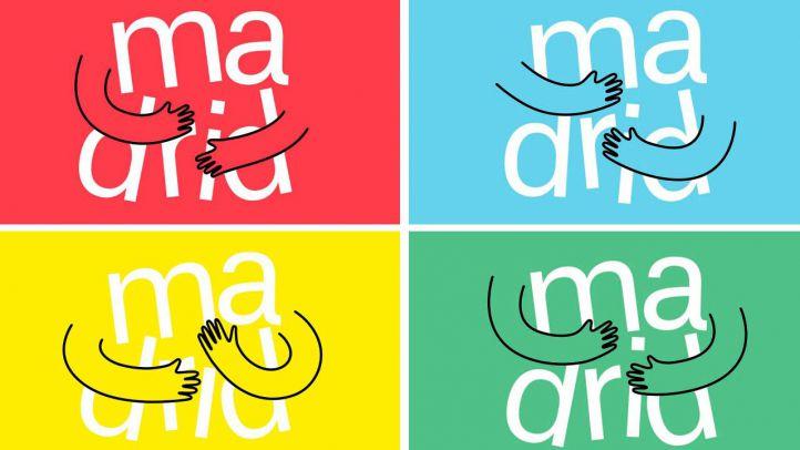 El abrazo es solo el principio: Madrid tendrá una serie de iconos 'vivos'