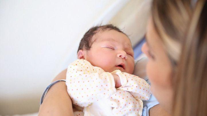 El número de nacimientos cayó un 4,3 por ciento en 2017