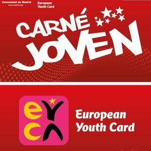 El carné joven es para censados en la Comunidad entre 14 y 30 años.