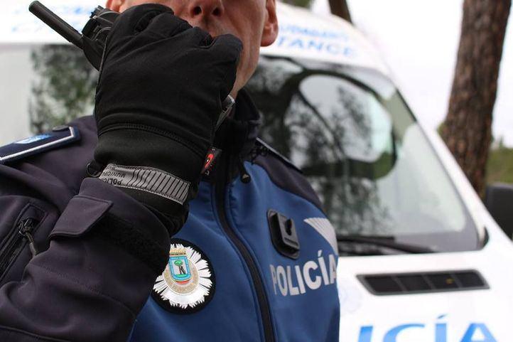 Detenida una pareja por agredirse mutuamente en Ciudad Lineal