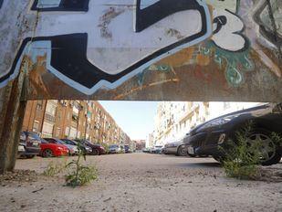 El 'descampado de El Carmen' enfila el principio de su fin