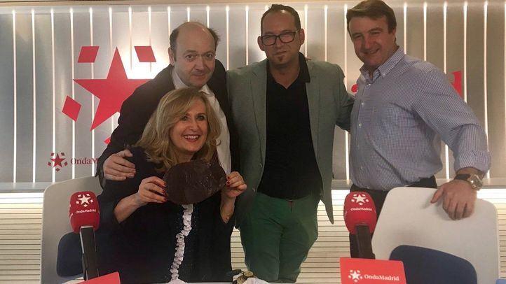 Serafín Faraldos y Jesús Moreno en Com.Permiso.