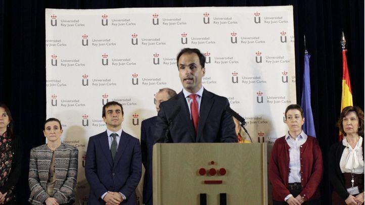 La Fiscalía abre diligencias contra el rector de la URJC por el convenio del hangar