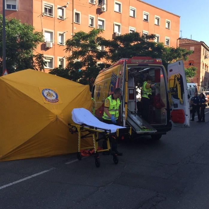 Herida grave tras ser arrollada por un coche en Vallecas