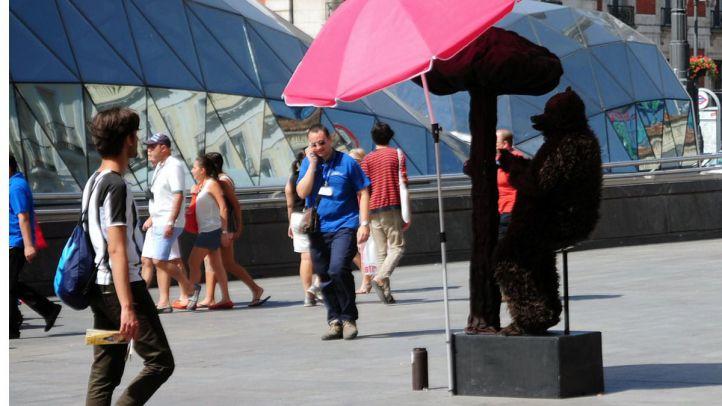 Los músicos callejeros, inspiración para regular las estatuas vivientes
