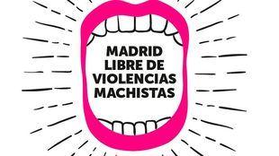 Logo de la campaña del Ayuntamiento 'Fiestas libres de violencias machistas'