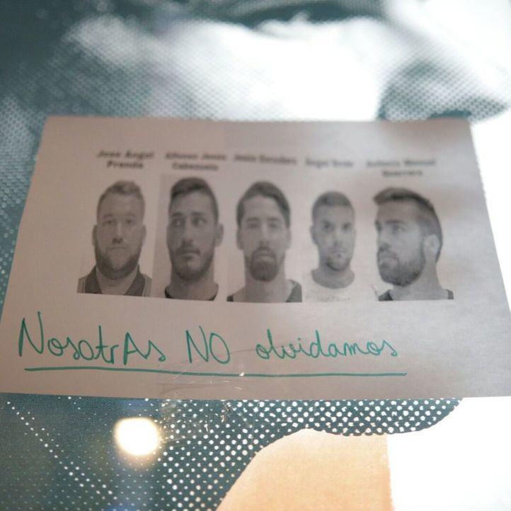 Salen de prisión los tres encarcelados en Pamplona