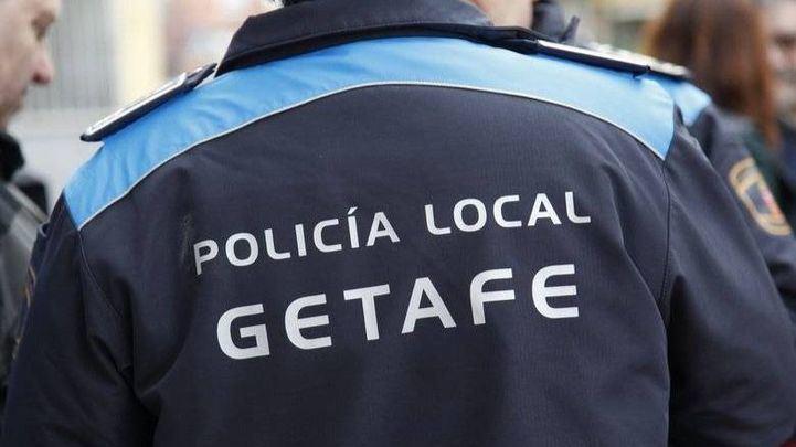 Heridos 4 policías locales de Getafe en una agresión grupal