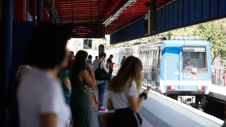 El 4G viaja en Metro: en todas las estaciones en dos años