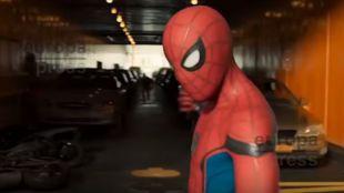 Tom Holland filtra el título de Spiderman 2