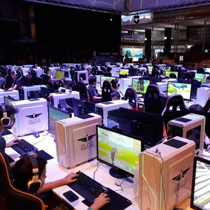 Madrid, epicentro del videojuego con récord de visitantes en Gamergy