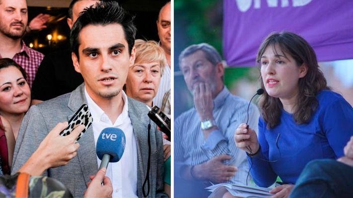 Enrique Rico (PSOE) y María Espinosa (Podemos), se dan cita en Onda Madrid