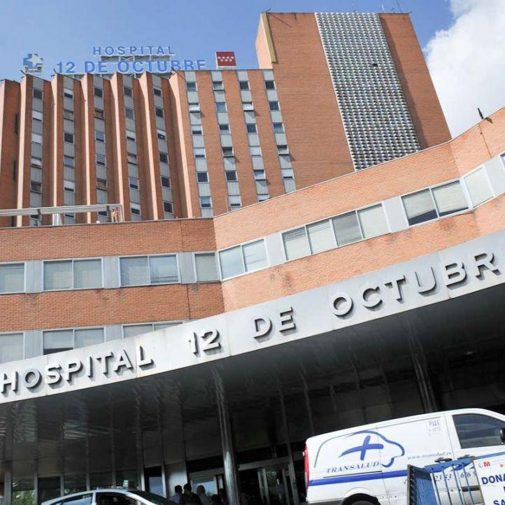 Herido tras sufrir un accidente laboral en Moralzarzal