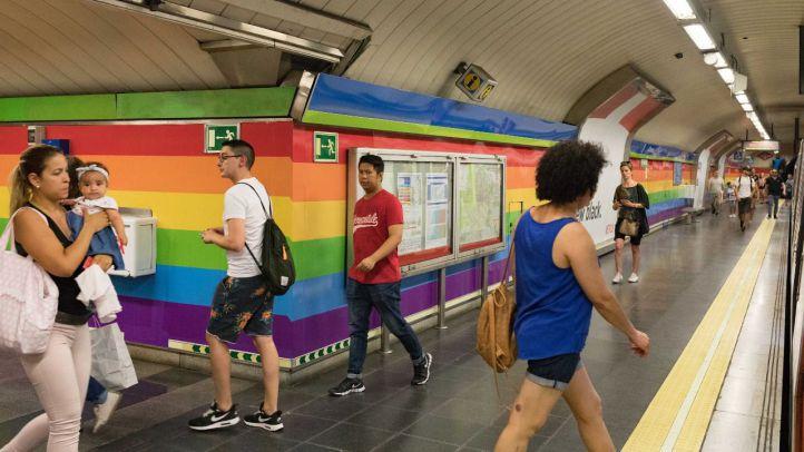 Los trabajadores de Metro convocan una huelga de 24 horas el día del Orgullo
