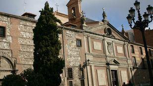 Fachada del convento de las Descalzas Reales